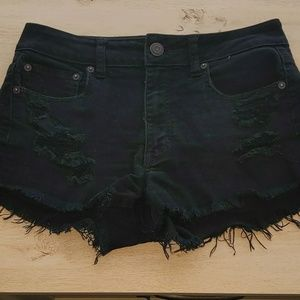 American Eagle High Waist shorts